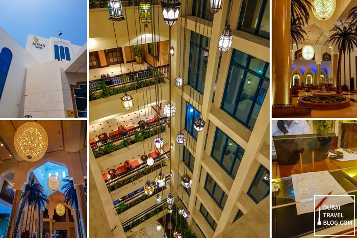 hotel ajman indoor