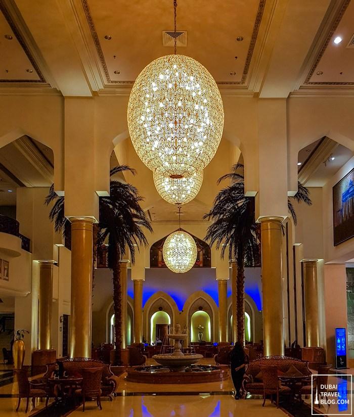 hotel ajman lobby
