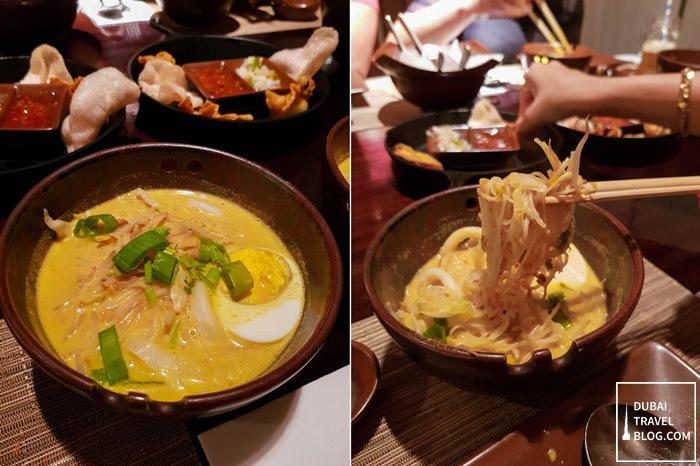 seafood laksa in dubai