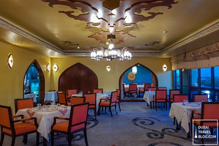 shabestan dubai creek restaurant