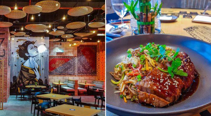 sizzling wok restaurant in dubai business bay citymax