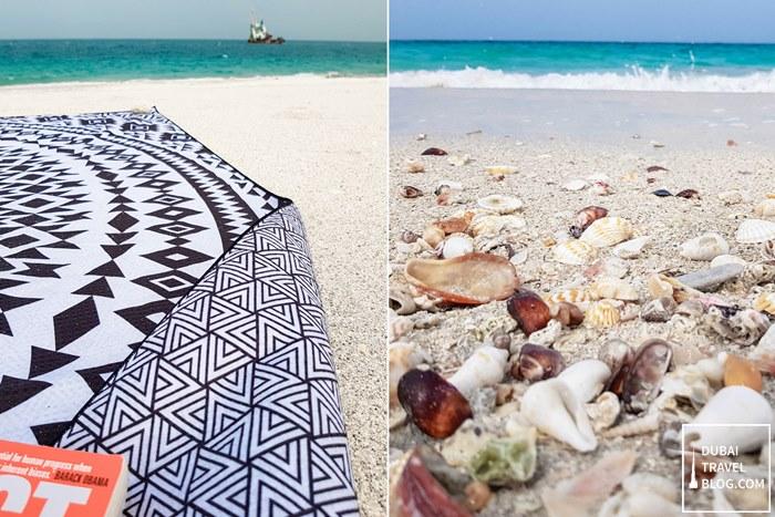 beach towel tesalate dubai