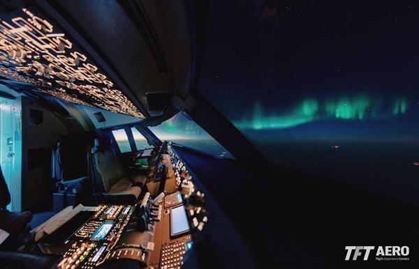 TFT Aero FligTFT Aero Flight Simulator JBR Dubaiht Simulator JBR Dubai