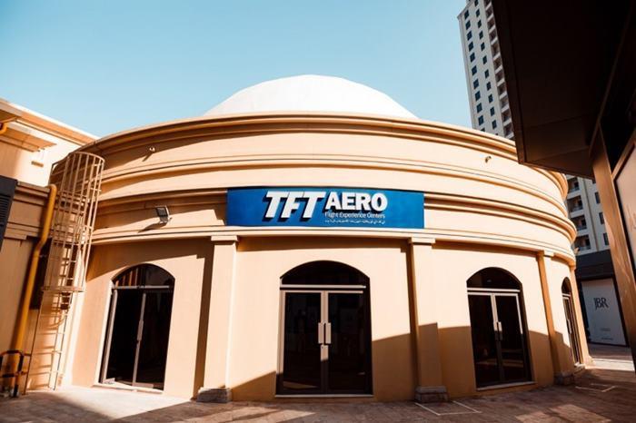 TFT Aero JBR Dubai
