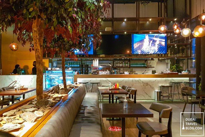 dubai world trade center andes restaurant
