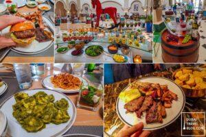 Friday Brunch at Al Habtoor Palace Resort