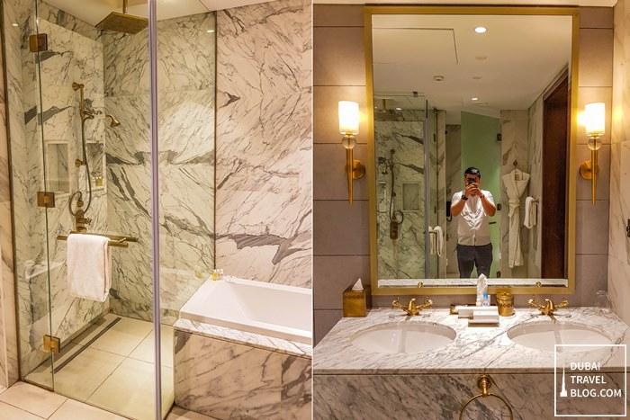 al habtoor polo resort dubai bathroom
