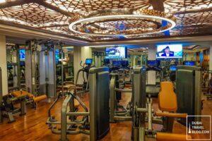 al habtoor polo resort gym