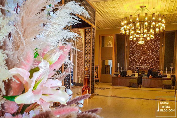 dubai habtoor polo resort hotel
