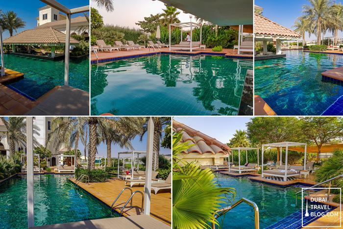 pool lagoon al habtoor polo resort dubai