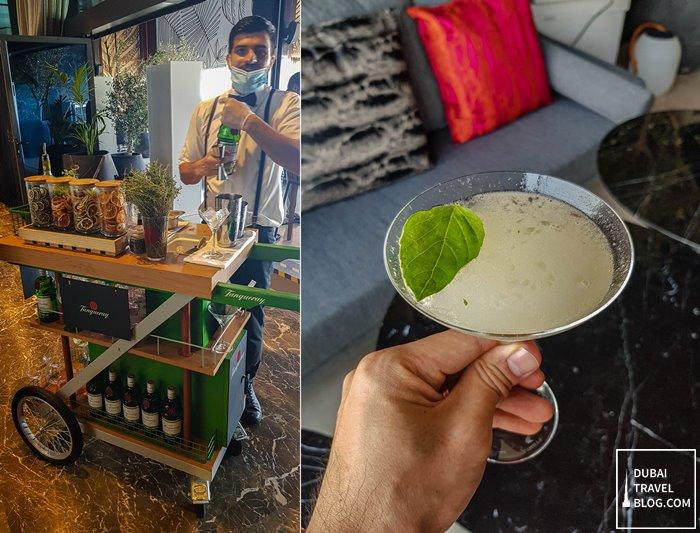 tanqueray gin dubai bar