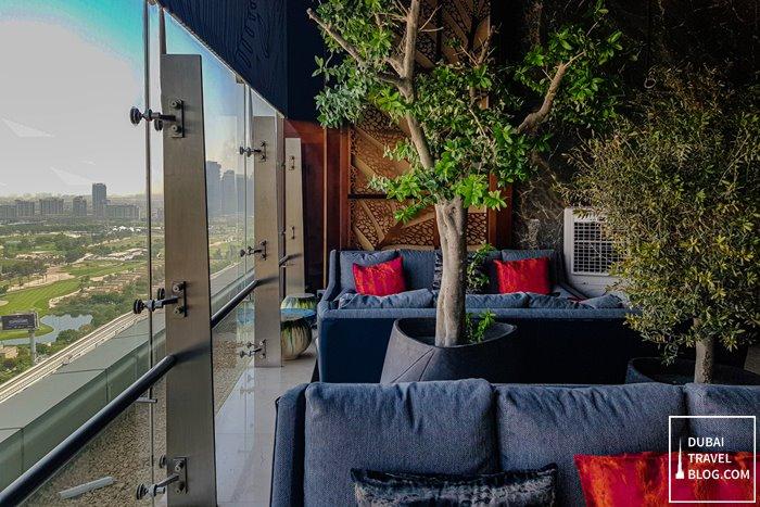 twenty three rooftop bar in dubai