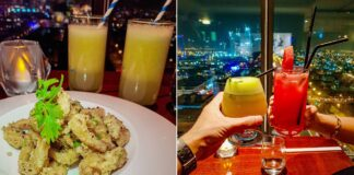 Kris With a View restaurant review