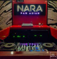 NARA restaurant brunch
