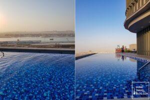 adagio deira pool view