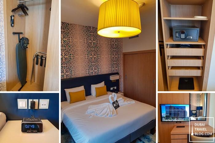 bedroom in adagio deira
