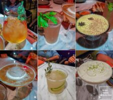 cocktail drinks at Jones Social