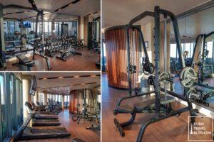 fitness center adagio deira