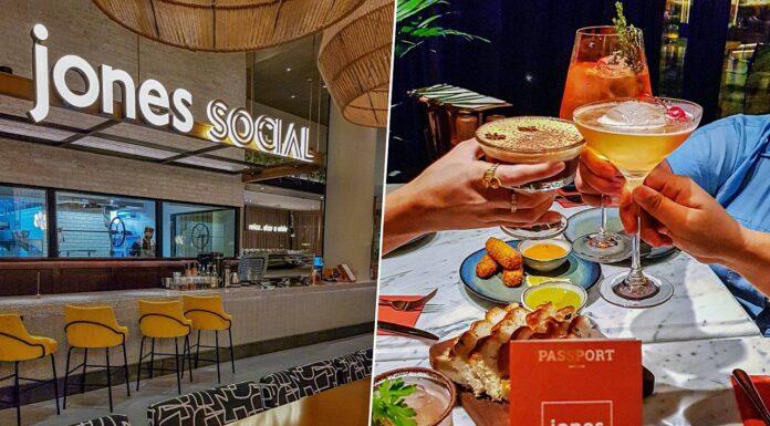 jones social al garhoud restaurant