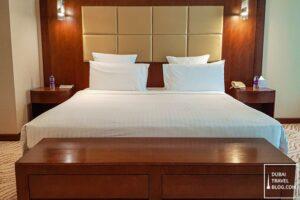 king size bed park regis kris kin