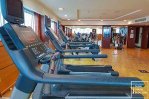park regis hotel gym
