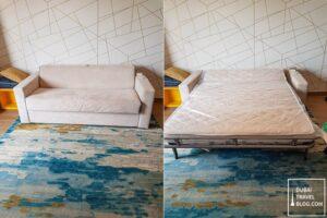 sofa converts to a bed adagio deira
