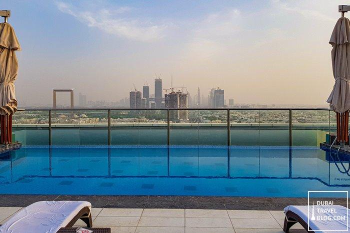 swimming pool park regis kris kin hotel