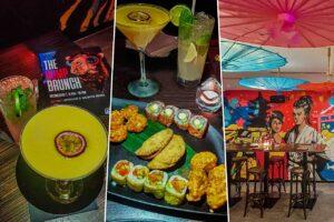 wednesday hump brunch at nara pan asian restaurant