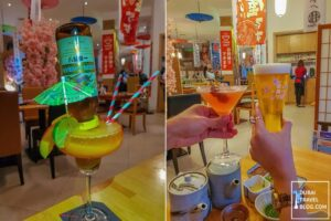Japanese drinks Kimura Ya Marina