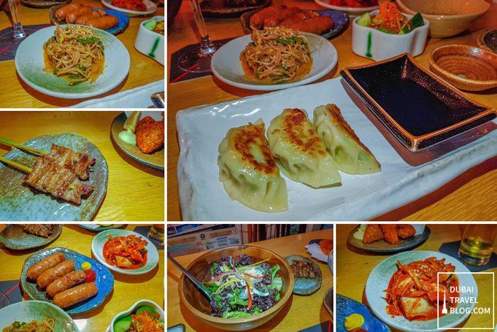 Kimura Ya BBQ side dish