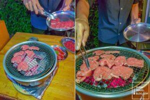 Kimura Ya Japanese restaurant BBQ Dubai