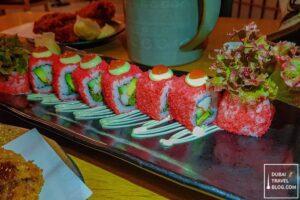 sushi kimura ya dubai