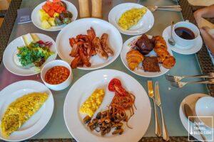 breakfast buffet fairmont the palm dubai