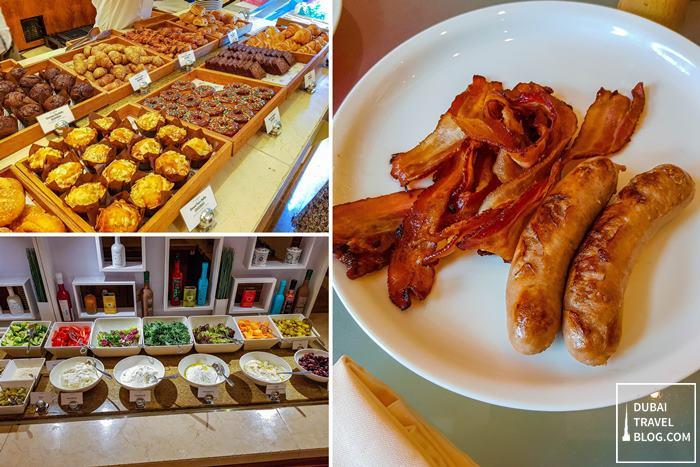 buffet breakfast fairmont the palm dubai
