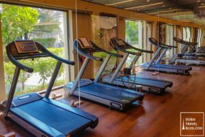 fairmont the palm gym fitness center