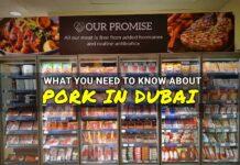 pork in dubai